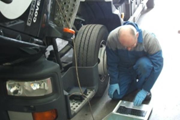 Commercial Vehicle Mobile Diagnostics