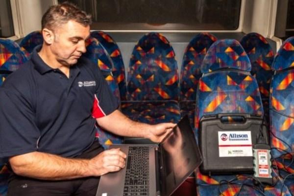 Bus & Coach Mobile Diagnostics